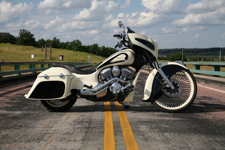 Chris Malo's White Chieftain| Dirty Bird Concepts