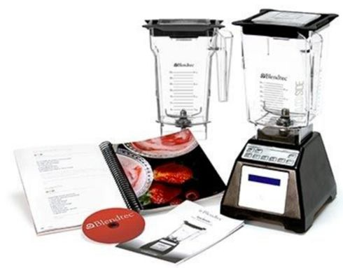 Costco has the Blendtec Total Blender set for $359.99 shipped. This is after a $40 instant coupon (rare!). This is a great deal - the same one is going for $409 on Amazon, but you don't get the second jar. Product description: The Blendtec® Total Blender...