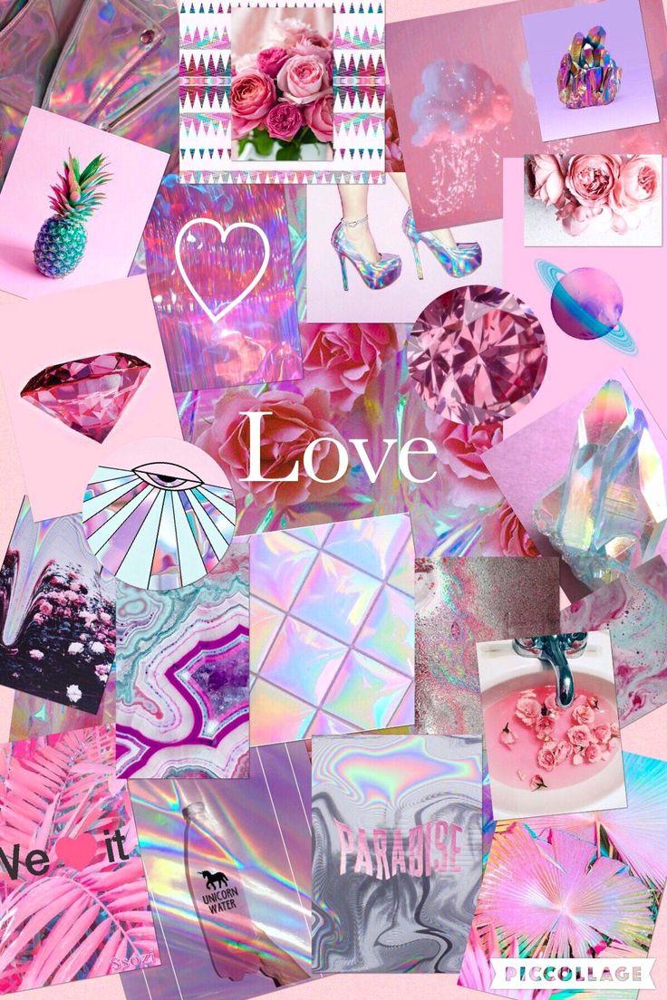 Lovely Vsco Wallpaper Pink Diamond Pink wallpaper iphone