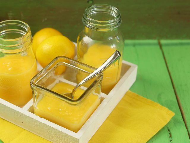Házi citromkrém