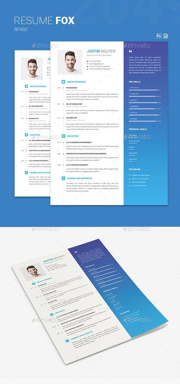 166 best best resume images on pinterest cv template resume