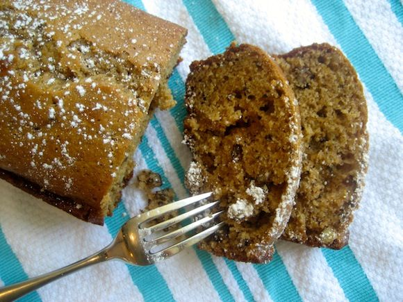 Post image for Walnut Rooibos Tea Loaf