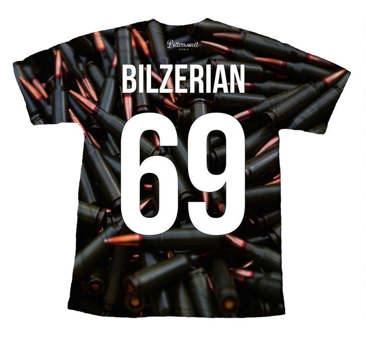 Bilzerian Team t-shirt!  http://www.bittersweetparis.fr/product/bilzerian-team-tshirt