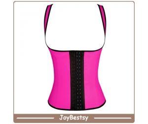 China Fornecedor Abrir Hot Sex Mulheres Photo Sport Latex cintura Cincher Vest