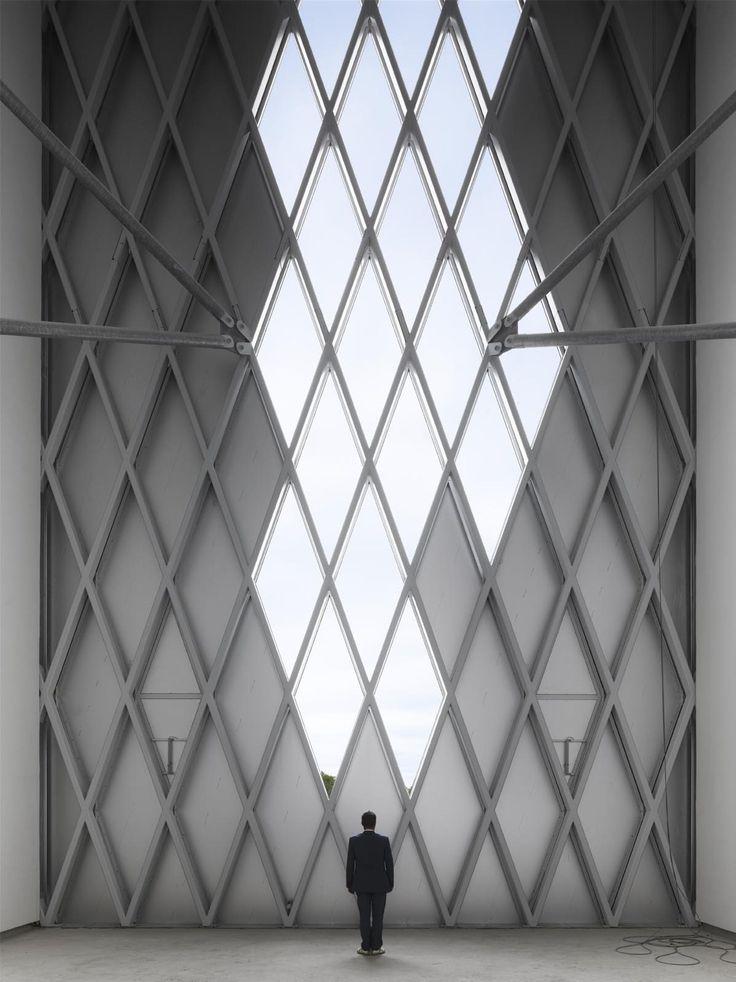 National Archives of France, Pierrefitte sur Seine-Saint Denis, Paris   Studio Fuksas   Archinect