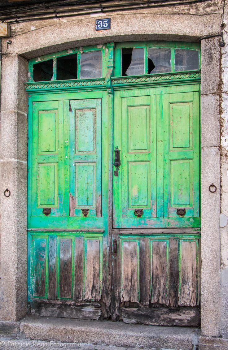 Puerta de Melide, Galicia