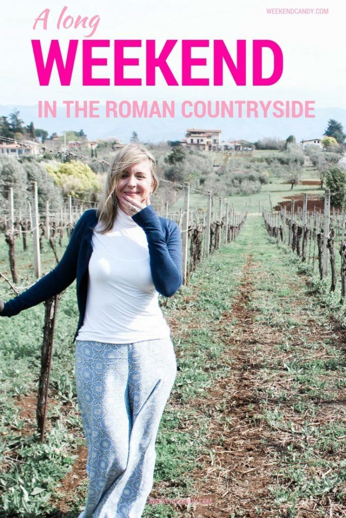 Forget Rome, head outside the city walls and discover a countryside so rich with beauty you'll wonder why you didn't go before. Quaint Italian towns, farmhouses, temples, piazzas and so much more. Follow this weekend guide to Lazio and you'll see why Rome isn't the only part of Italy worth the trip.
