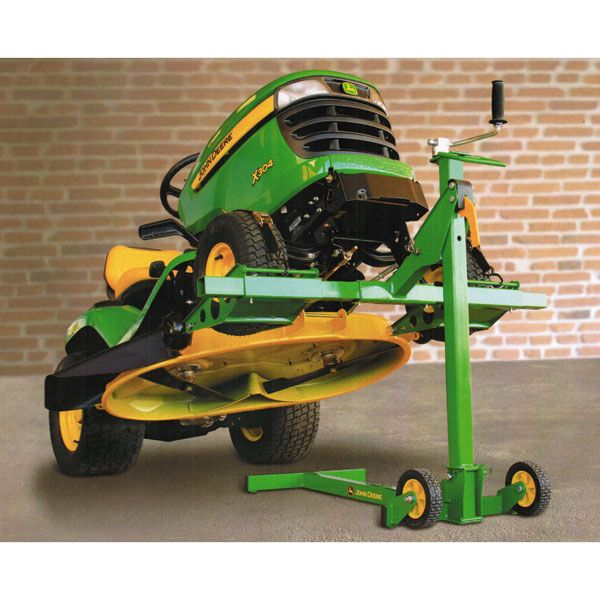 John Deere Xd Mower Lift Lp45546 John Deere X540 Lawn