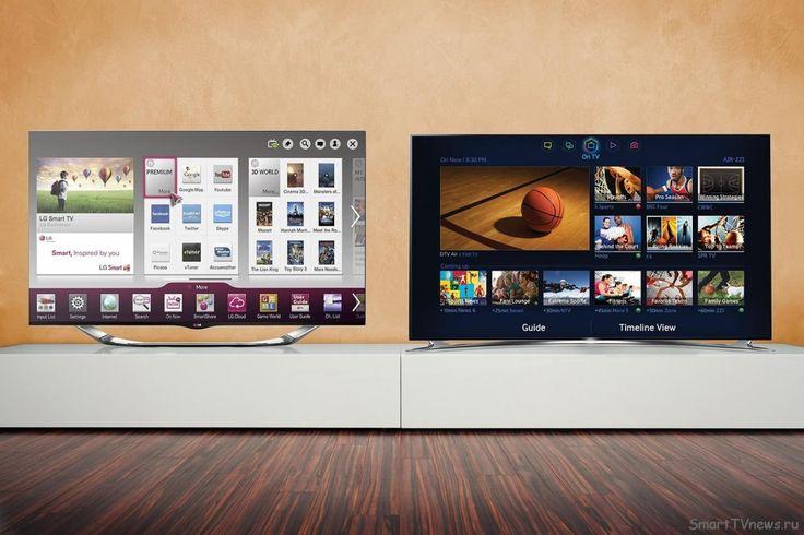 Samsung и LG лидируют по объемам ТВ продаж