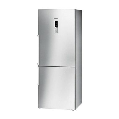 Save electricity with this NoFrost Bosch Refrigerator Bottom Freezer 356 Ltr KGN46AI11Z. Buy online with Tafelberg Furnishers for great deals!