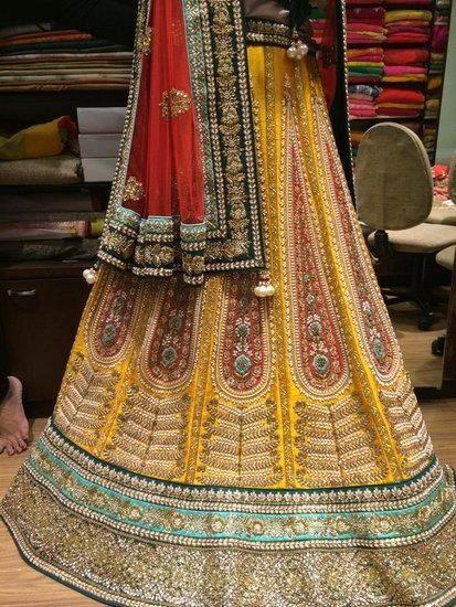 Poonam Saree Studio Info & Review | Bridal Wear in | Wedmegood