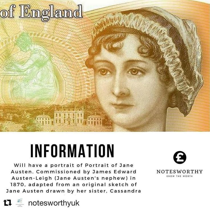 Happy Jane Austen Day #janeausten200 #Repost @notesworthyuk (@get_repost)  Did you know? The new #tenpound will have a portrait of Jane Austen  Check out notesworthy.co.uk #linkinbio Use are #banknote value checker to find out the value of your #banknotes. We focusing on #english #polymer #papermoney. Like the #newfivepoundnote and the #newtenpoundnote. Visit our site now #collectors #hobby #collect #pounds #gbp #Churchill #janeausten #bankofengland