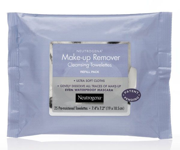 "Neutrogena Night Calming Makeup Remover Cleansing Towelettes($7) The package for Neutrogena's Night Calming scented wipes claims they ""release a relaxing aroma."" Our testers agreed, granting this product a good score for its scent, as well as its easy use. Testers gave it good scores for removing their makeup at home (though in our labs it wasn't as effective at taking off waterproof mascara). (drugstores nationwide)  - GoodHousekeeping.com"