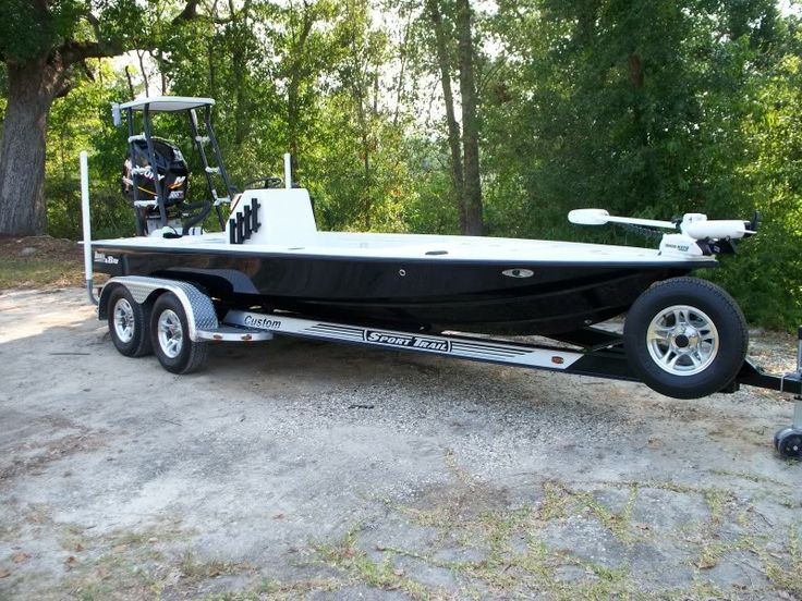 """Show your """"Bad to the bone"""" flats boat - Page 5 - The Hull Truth - Boating and Fishing Forum"""