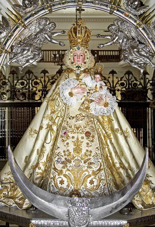 Virgen de la Caridad de Illescas, España 11 de marzo y 31 de agosto