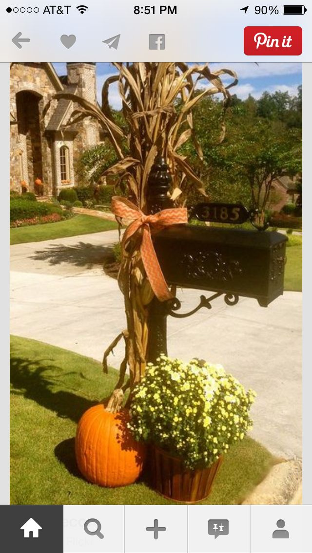 44 best Mailbox decorating ideas images on Pinterest ...