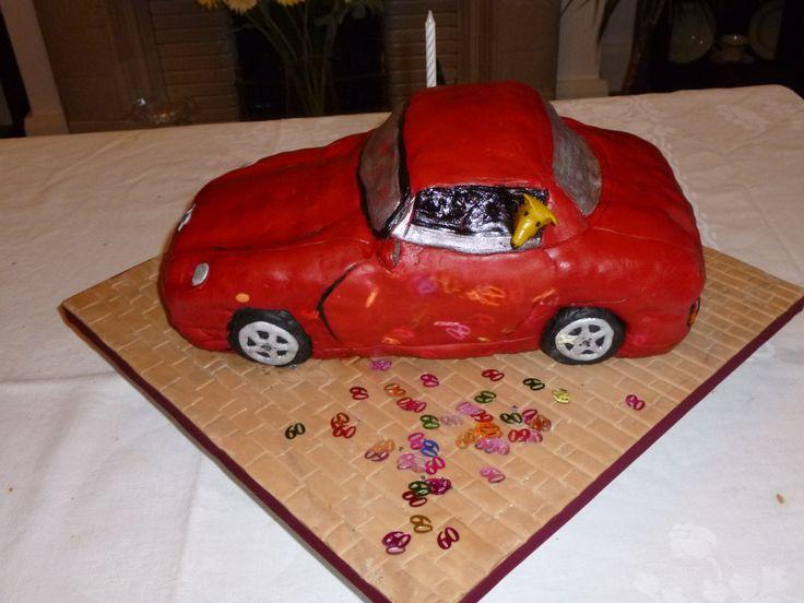 TVR cake
