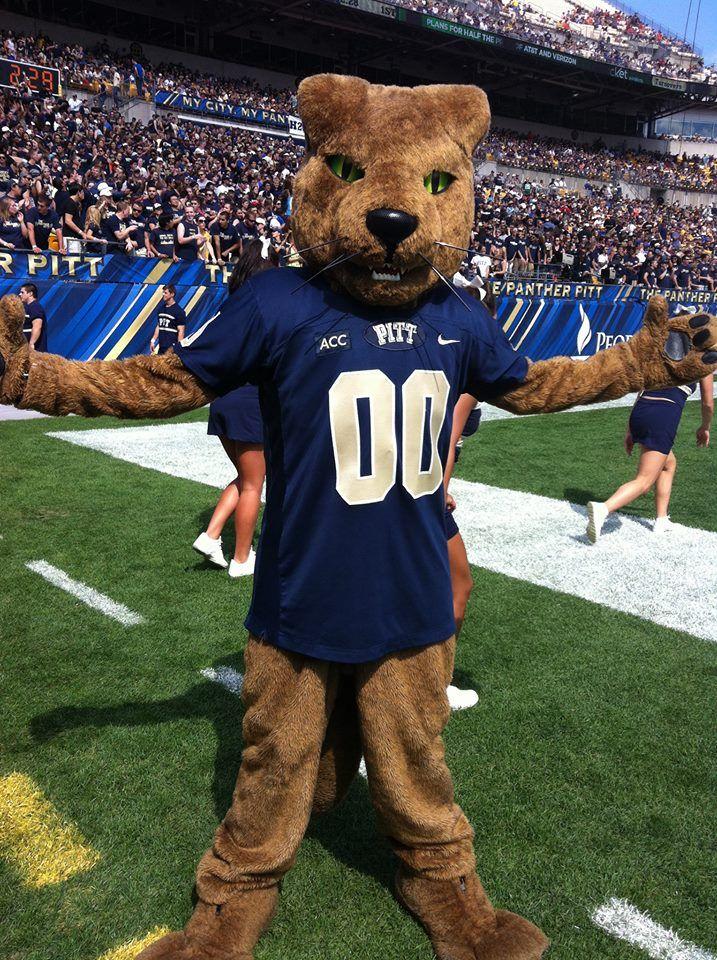 The Pitt Panther!!!!