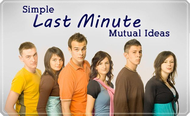 7 Simple Last Minute Mutual Ideas
