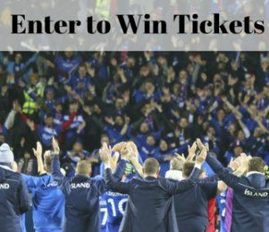"""One winner will receive one """"San Francisco"""" Prize Pack! Open to residents in the USA and Canada. All contest entrants must be 18 years of age or older to enter and to be eligible to win.    Two tickets to Iceland's FIFA friendly against Mexico at the..."""