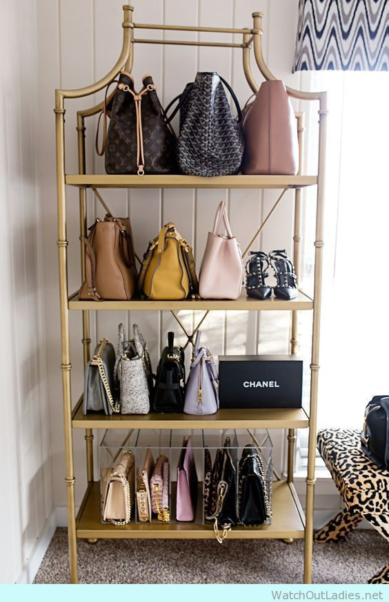 How to storage your handbags                                                                                                                                                     More
