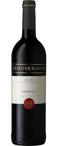 Michael Olivier Talks Wine - Landskroon Shiraz 2013