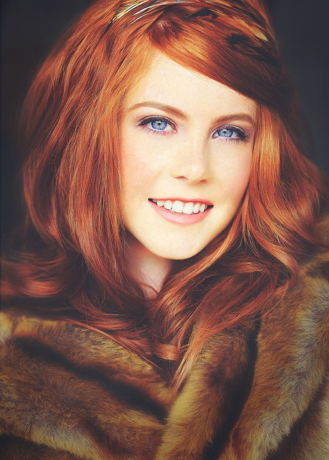 Swedish redhead loves