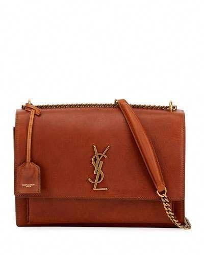 e1a78b31abca ... Handbags at Neiman Marcus. Saint Laurent Sunset Monogram Large Chain  Crossbody Bag  Chanelhandbags