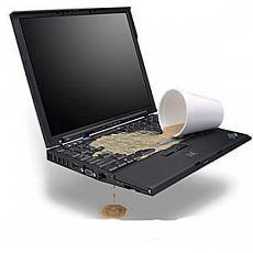 Как восстановить клавиатуру, залитую жидкостью. Компьютерный ликбез | Умелые ручки