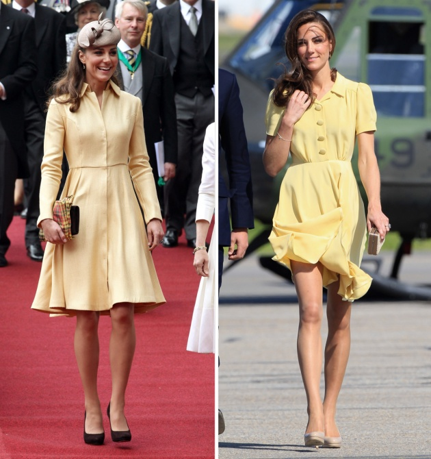Duchess Kate Looking Lovely in Yellow: Easter Yellow, Ever But, Dresses, Kate Middleton Gorgeous, Blog, Duchess Kate, Yellow Dress, Kate Wears