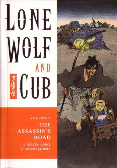 lone wolf and cub - Google Search