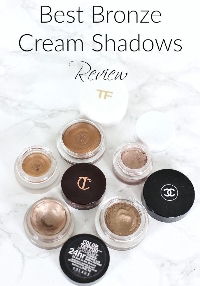 Best Bronze Cream Eyeshadows Review   Maybelline, Tom Ford, Charlotte Tilbury, Chanel, Elf - Everyday Starlet http://everydaystarlet.com/2017/05/best-bronze-cream-eyeshadows-review-maybelline-tom-ford-charlotte-tilbury-chanel-elf.html