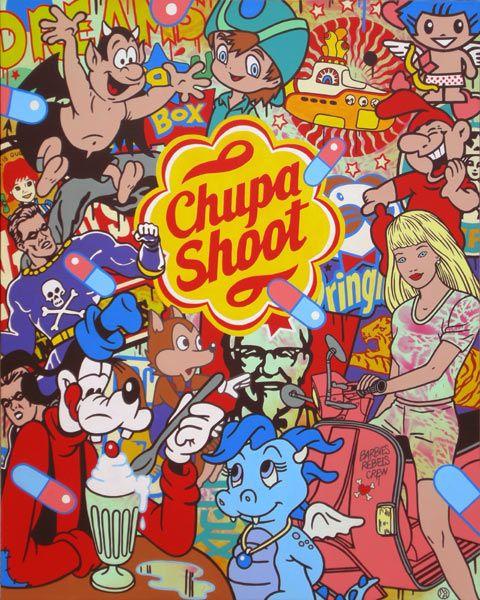 Speedy Graphito, Chupa Shoot, 2007