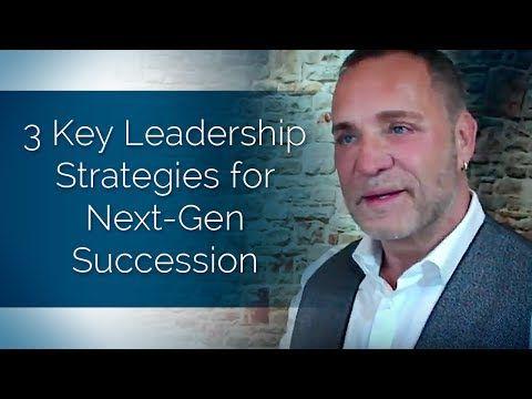 .@TheDovBaron: 3 Key #Leadership Strategies for Next-Gen Succession https://youtube.com/watch?v=gN7vuqcIjuE