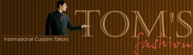 Toms Fashion is a premier Men`s Custom tailored suits shop in Bangkok, Thailand. Shop for best tailoring services globally.