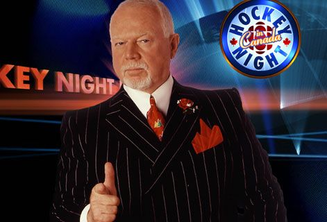 Don Cherry, Colour Analyst  Hockey Night in Canada
