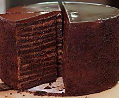 Strip House Chocolate Cake This  Layer Chocolate Cake Is Everything