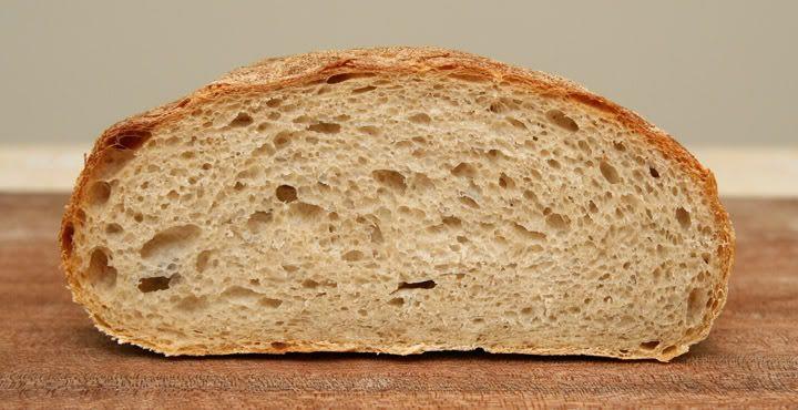 Чешский деревенский хлеб: crucide