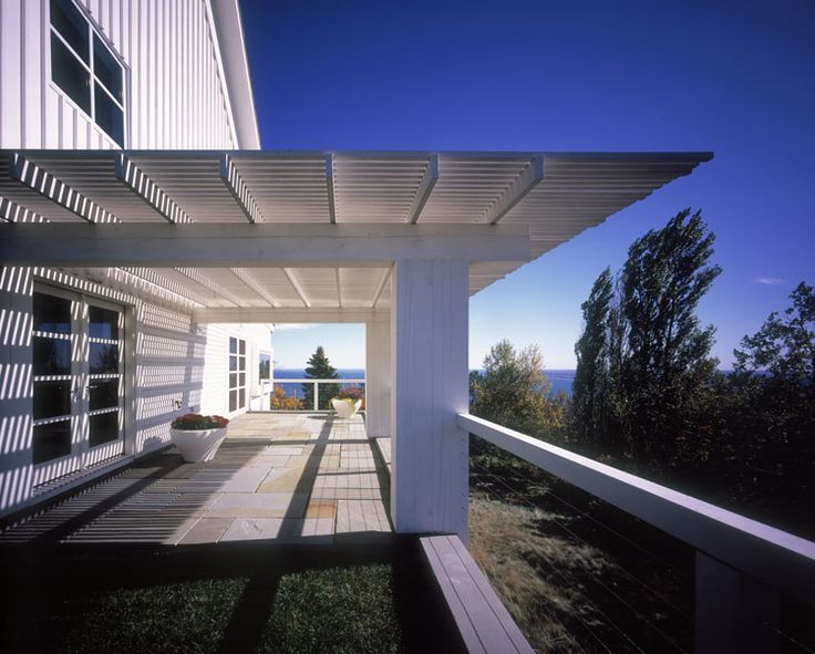 17 best images about canopies on pinterest walkways for Salmela architect