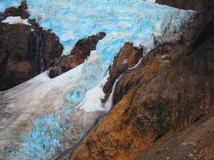 Glaciar Piedras Blancas - El Chalten - Argentina