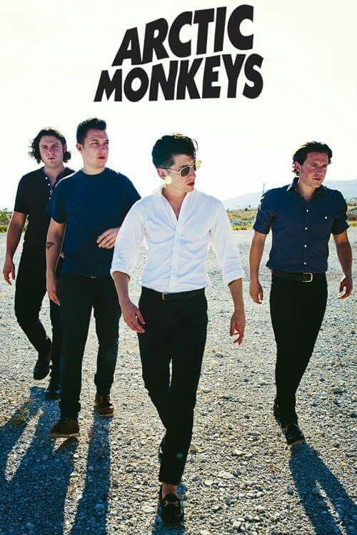 Tbh Arctic monkeys looks like some band straight outa Greece or Footloose or something