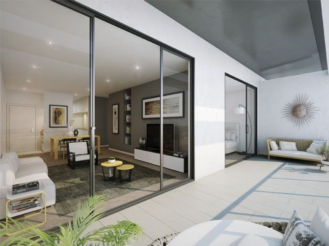 The Clifford - Chapman ACT by Stewart Architecture