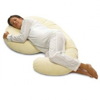 Cojín maternal 3 en 1 ultimate body comfort pillow