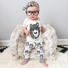New style Little monsters infant children clothes set cheap children clothes boys