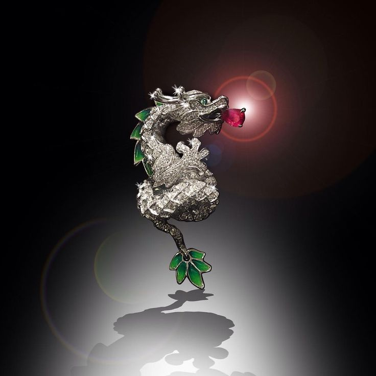 Dragon ring, designed by Fulvio Maria Scavia and handcrafted in his Milano…