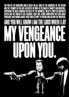 Pulp Fiction Best movie quotes, Pulp fiction, Favorite