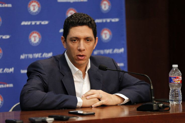 GM Jon Daniels likes where Rangers are heading into playoffs = Jon Daniels has made plenty of decisions and moves during his long tenure as the Texas Rangers general manager to make both himself and the Texas organization look good.  And with the start of the playoffs on Thursday, Daniels.....