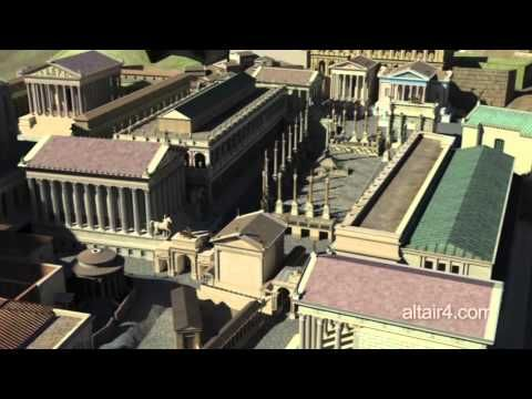 The Roman Forum Reconstructed