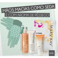Kit mãos de Seda Mary Kay  127,00 Www.mimobiju.com.br