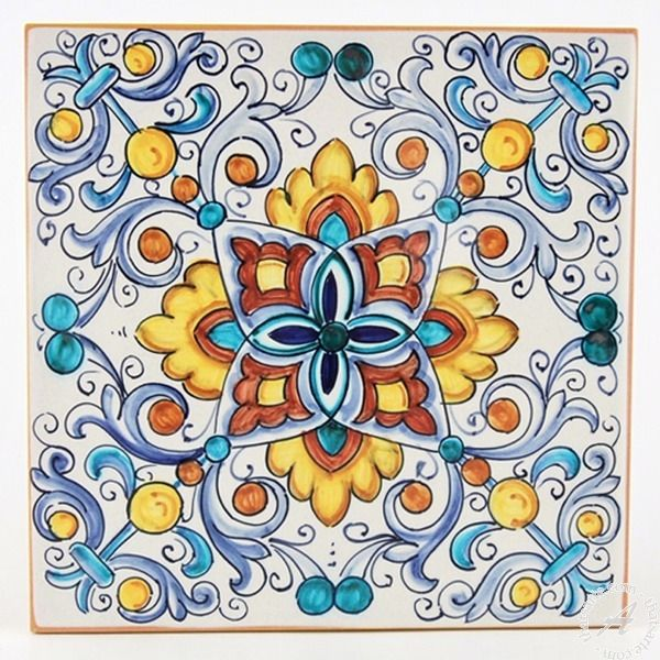 Ceramic Bathroom Tiles Handmade In Italy: 48 Best Mosaic Art Images On Pinterest
